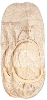 Falke Step Cotton Blend Liner Socks - Mens - Camel