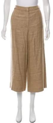 Salvatore Ferragamo High-Rise Wide Leg Pants