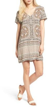 Women's Hinge Shift Minidress $79 thestylecure.com