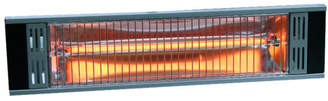 Heat Storm Tradesman Outdoor 1500 Watt Electric Mounted Patio Heater