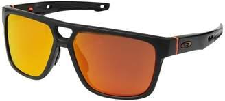 Oakley Crossrange Patch Athletic Performance Sport Sunglasses