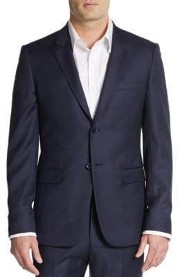 Theory Regular-Fit Tonal Thin Stripe Wool Sportcoat