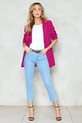 Nasty Gal Put 'Em in the Shade Cropped Jeans
