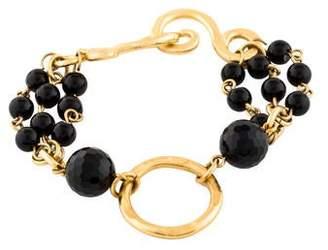 Stephanie Kantis Dazzler Triple Link Bracelet