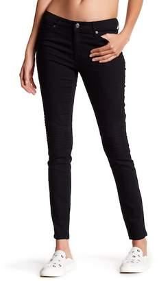 Joe Fresh Twill Moto Skinny Jeans