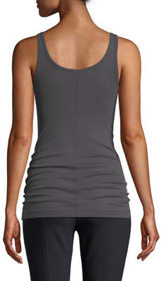 Vince Favorite Scoop-Neck Tank