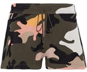Valentino Jacquard-Knit Shorts