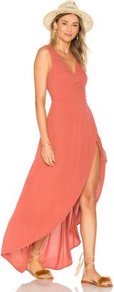 LSPACE Twilight Wrap Dress $139 thestylecure.com
