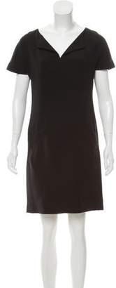 Balenciaga Knee-Length Shift Dress