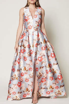 Sachin + Babi Sleeveless Brooke Gown