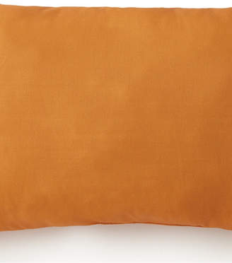 Colcha Linens Nautical Board Long Rectangle Cushion - Solid Orange Bedding