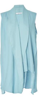 Lenny Niemeyer Linen Wrap Vest