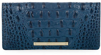 Brahmin Ady Leather Wallet $95 thestylecure.com