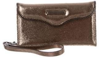 Rebecca Minkoff Half Snap Wallet w/ Tags