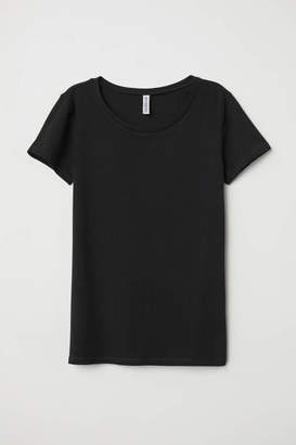 H&M T-shirt - Black - Women