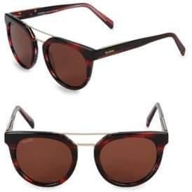 Balmain 51MM Aviator Sunglasses