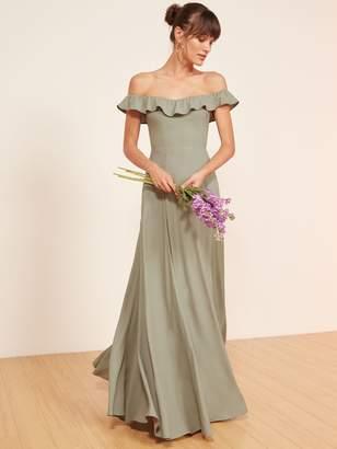 Reformation Verbena Dress