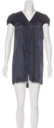 Rick Owens Short Sleeve Mini Dress w/ Tags