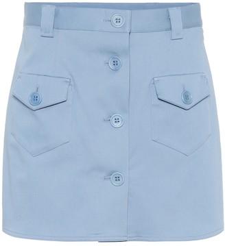 RED Valentino Stretch cotton shorts