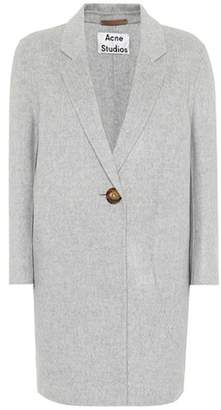 Acne Studios Anin wool and cashmere coat