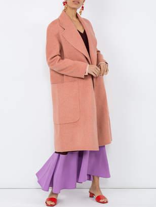 Marni Color-block maxi dress
