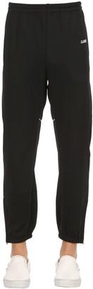 XLarge Oversized Taped Cotton Track Pants