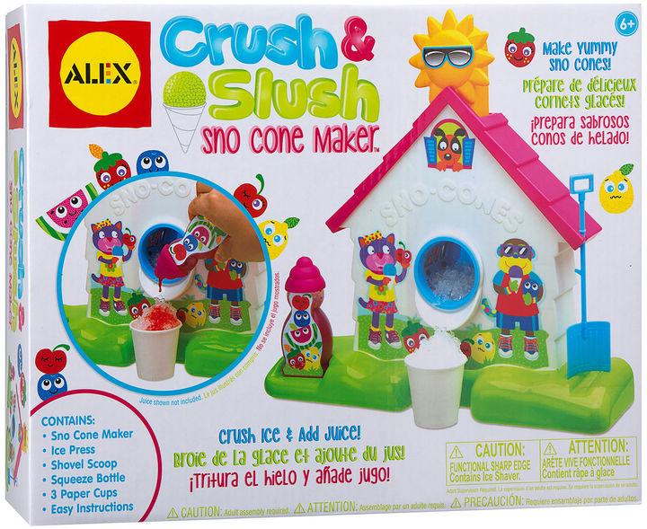 ALEX TOYS ALEX Toys Crush and Slush Sno Cone Maker