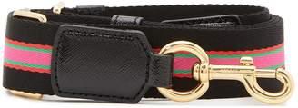 "Marc Jacobs Sport Stripe"" bag strap"