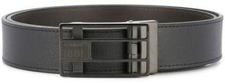 Cerruti tonal buckle belt
