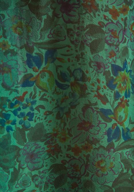 Gypsy 05 Cambridge Floral Print Blouse