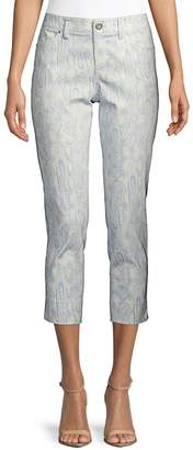 Robert Graham Women's Claire Cropped Pants