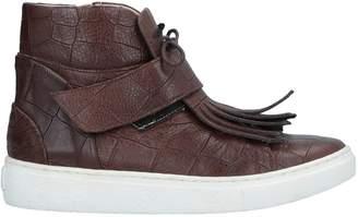 SANTA CLARA Milano High-tops & sneakers - Item 11531975NA