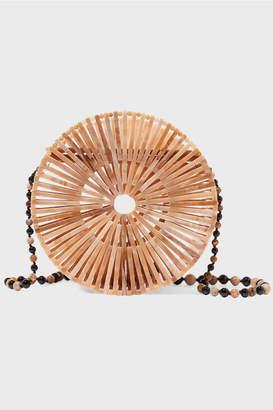 Cult Gaia Luna Acrylic Round Bag
