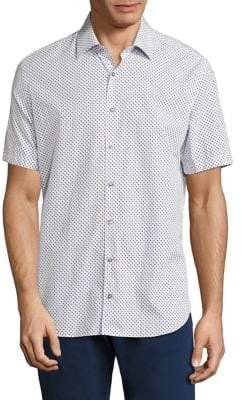 Vilebrequin Novelty Fitted Shirt
