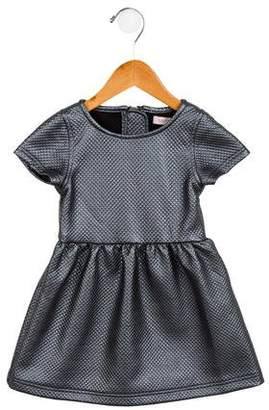 Appaman Fine Tailoring Girls' Quilted A-Line Dress