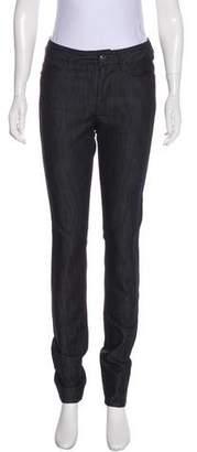 Barbara Bui Mid-Rise Skinny Jeans