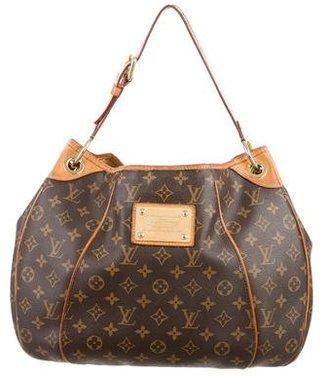 Louis Vuitton Monogram Galleria PM $1,095 thestylecure.com