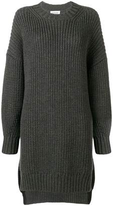 Monse long-sleeved sweater dress