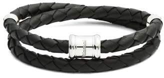 Miansai Casing braided leather bracelet
