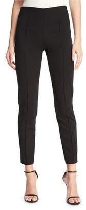 Fuzzi Skinny Ankle Pants, Black $330 thestylecure.com