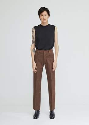 Loro Piana Gabriela Coll Garments Cotton Denim Trousers