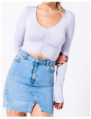 Hyfve Ruched Front Top