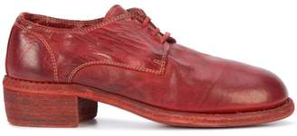 Guidi derby shoes