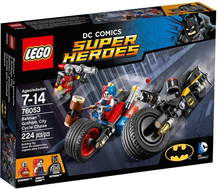 LEGO Super Heroes Batman: Gotham City Cycle Chase - 76053