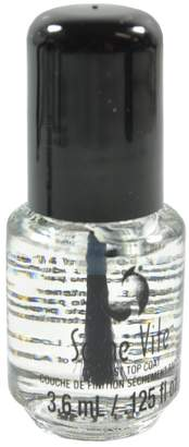 Seche Lot 3 .125 oz Base Coat Vite Salon Nail Treatment Polish Crystal by
