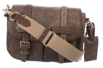 Ralph Lauren Suede Messenger Bag