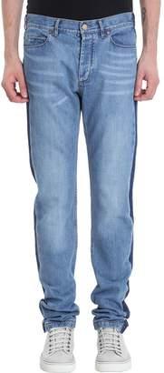 Lanvin Blue Denim Jeans
