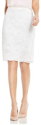 Vince Camuto Lace Skirt