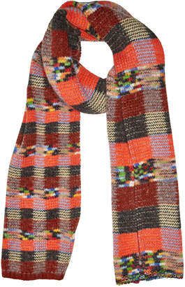 Missoni Scarf with Alpaca, Wool and Cashmere