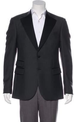 Neil Barrett Wool Tuxedo Jacket black Wool Tuxedo Jacket